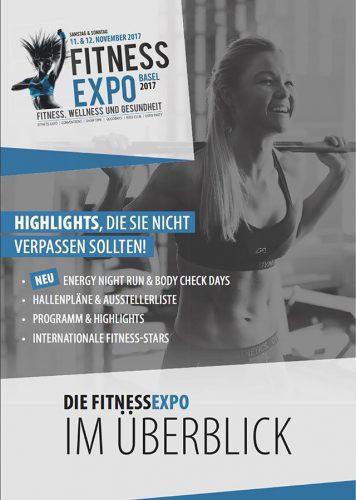 Cover FitnessEXPO