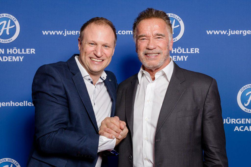 Power Days Von Jurgen Holler Mit Arnold Schwarzenegger Fitness Tribune